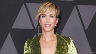 Actress Kristen Wiig attends the 2017 Governors Awards, on November 11, 2017, in Hollywood, California. / AFP PHOTO / VALERIE MACON