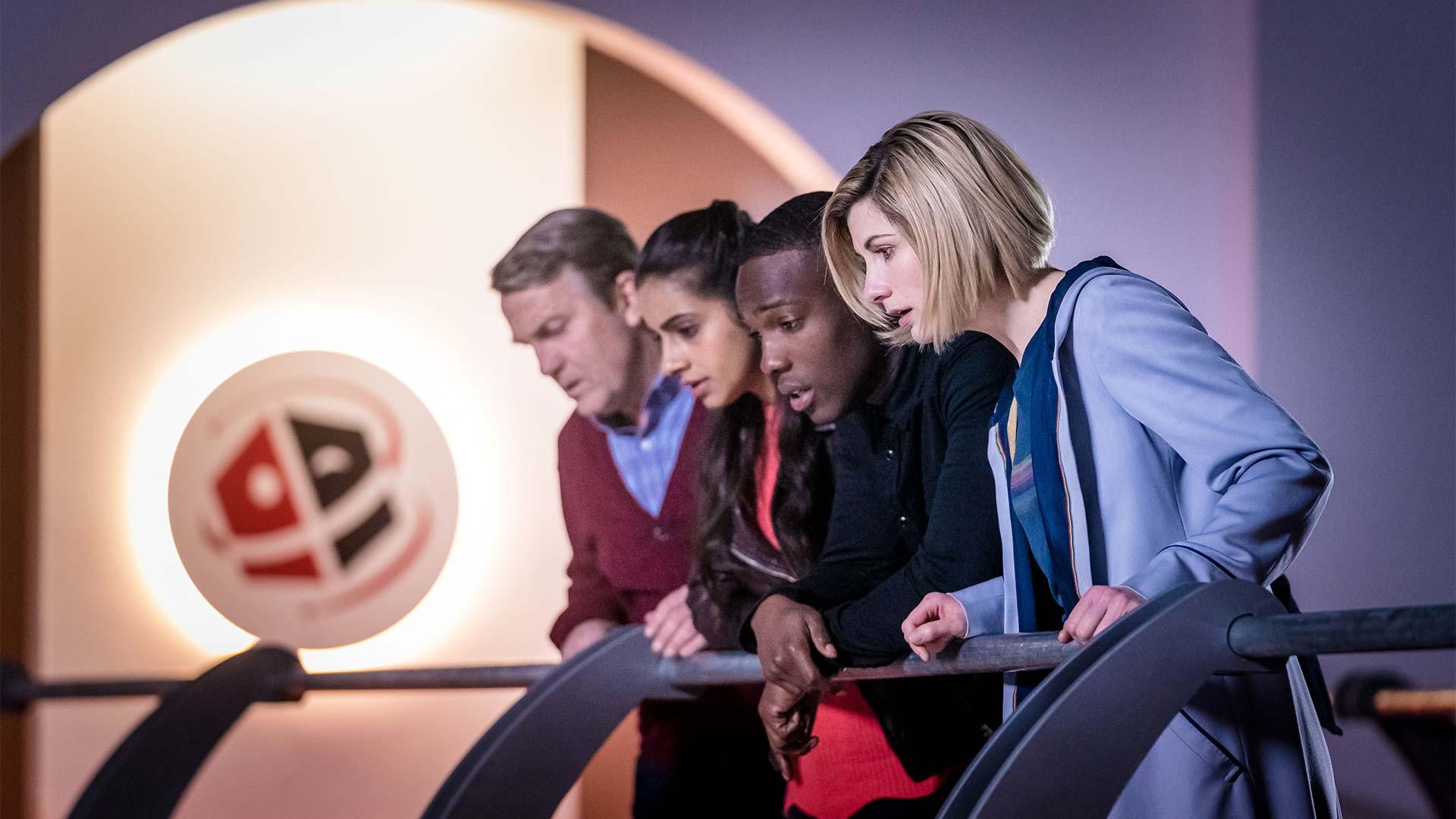 Kerblam Doctor Who Bbc America