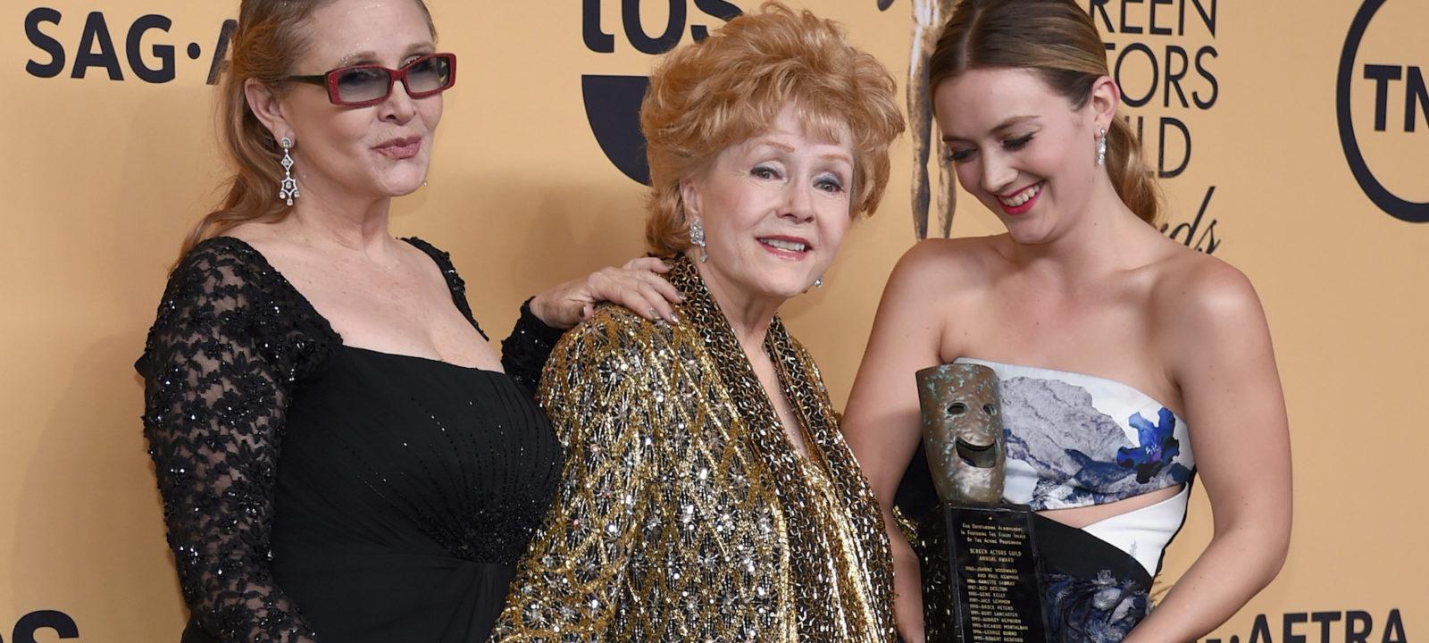 21st Annual Screen Actors Guild Awards – Press Room