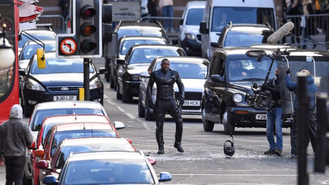 "Production of ""Fast and Furious"" Spinoff Continues in Glasgow"