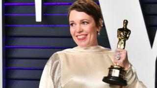 Olivia Colman Oscars
