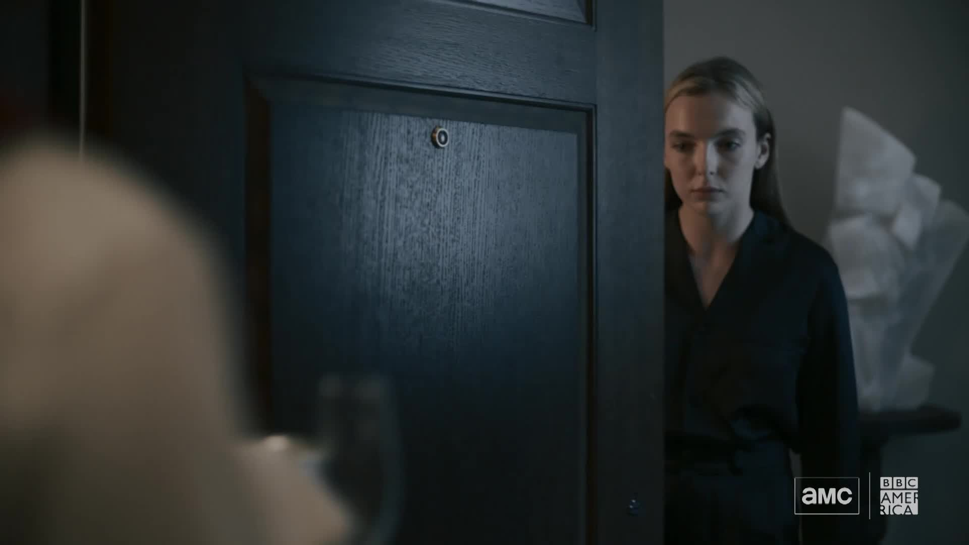 Smell Ya Later Trailer Who S At The Door Killing Eve Bbc America