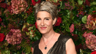 Tamsin Greig The Brit On Graham Norton S Couch Anglophenia