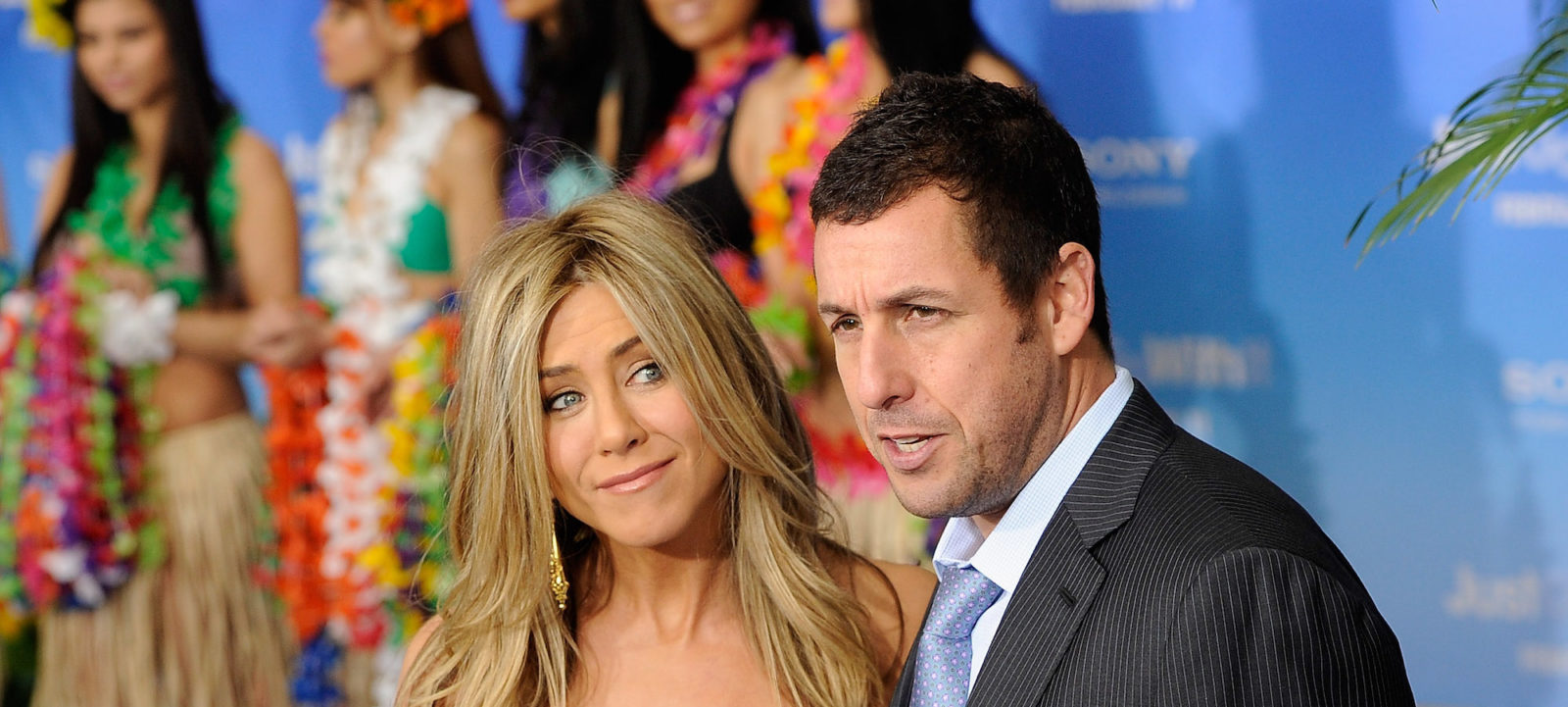 First Look: Jennifer Aniston and Adam Sandler Team Up for
