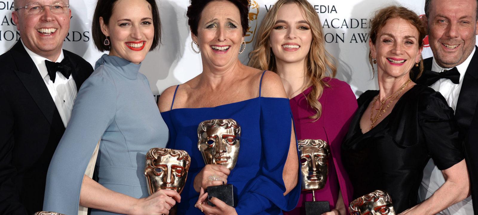 Killing Eve at BAFTAs