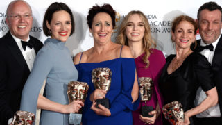 Killing Eve at BAFTAs