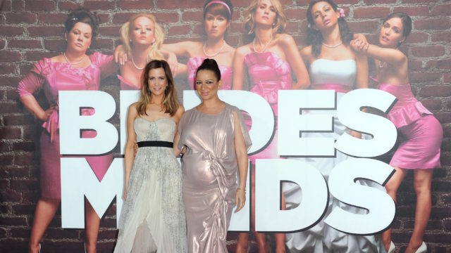 "Premiere Of Universal Pictures' ""Bridesmaids"" – Arrivals"