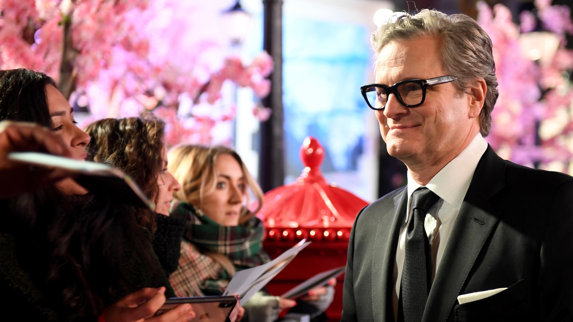Casting News: Colin Firth to Star in WWII Movie 'Operation ...