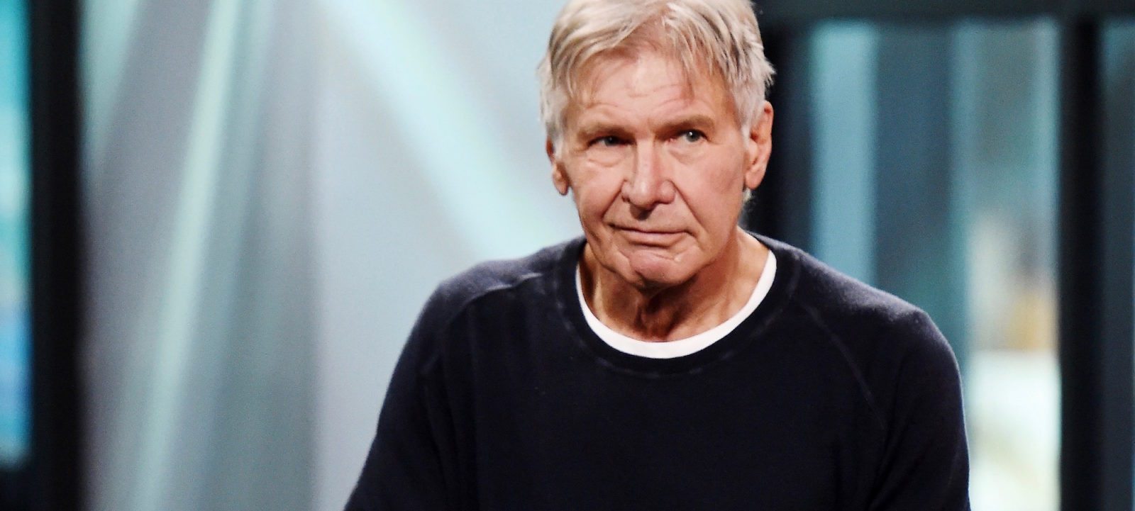 "Build Presents Harrison Ford Discussing ""Blade Runner 2049"""