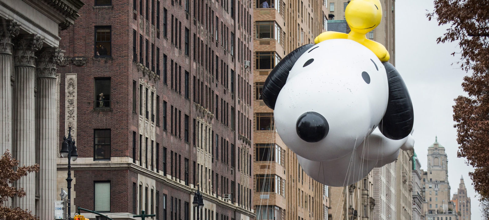 Annual Macy's Thanksgiving Day Parade Delights Spectators In NYC