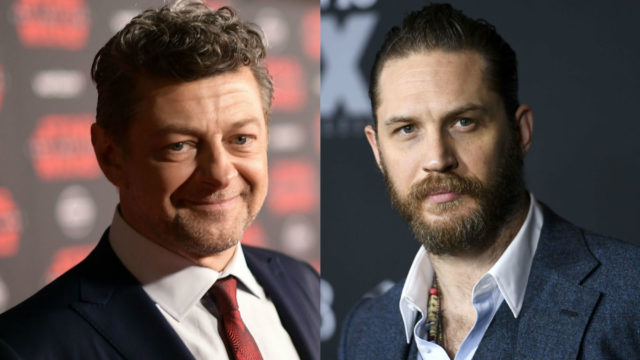 Andy Serkis Tom Hardy