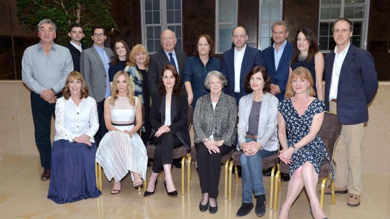 """Downton Abbey"" – Press Launch – Red Carpet Arrivals"