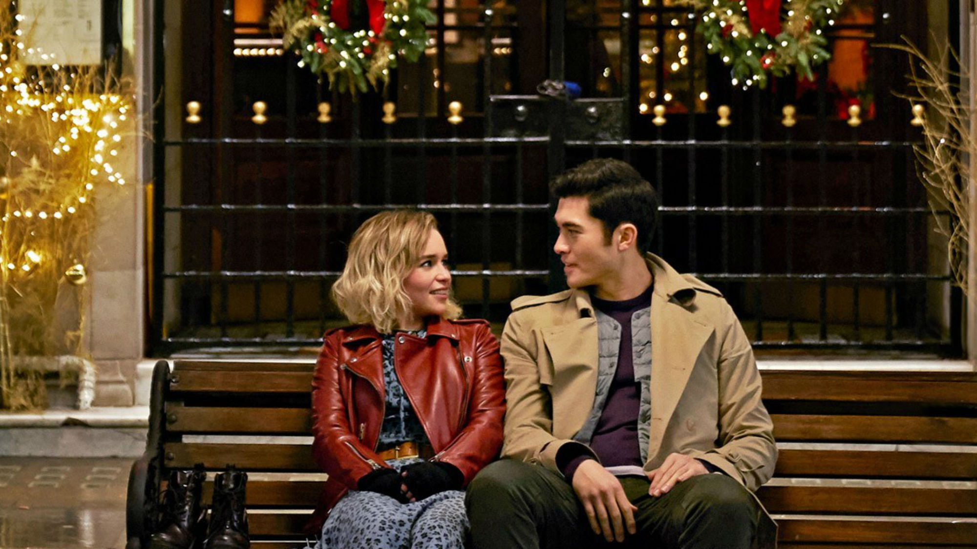 WATCH: Emilia Clarke and Henry Golding in Emma Thompson's 'Last Christmas' Trailer   Anglophenia ...