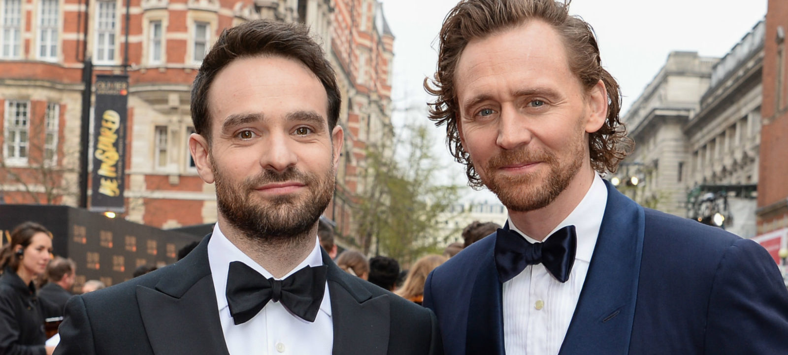 Charlie Cox Tom Hiddleston
