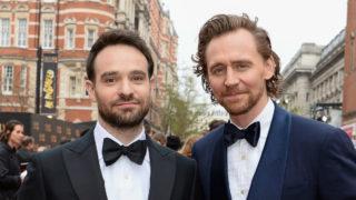 Charlie Cox Tom Hiddleston