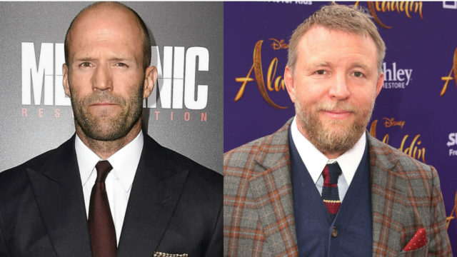 Jason Statham Guy Ritchie 2