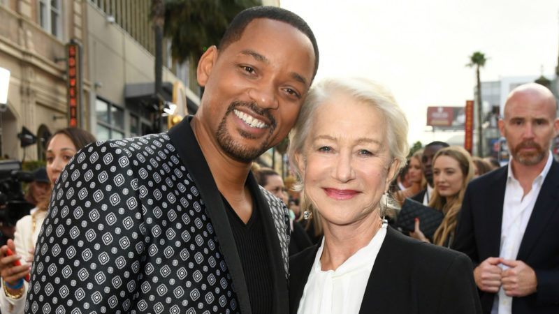 Will Smith Helen Mirren