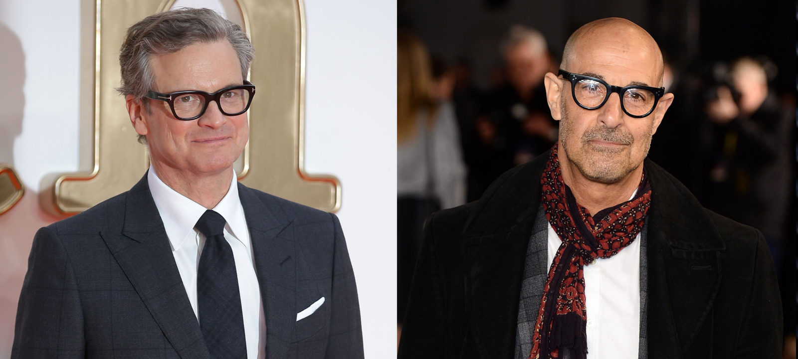 Casting News: Colin Firth and Stanley Tucci Star as ...