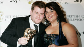 James Corden Ruth Jones