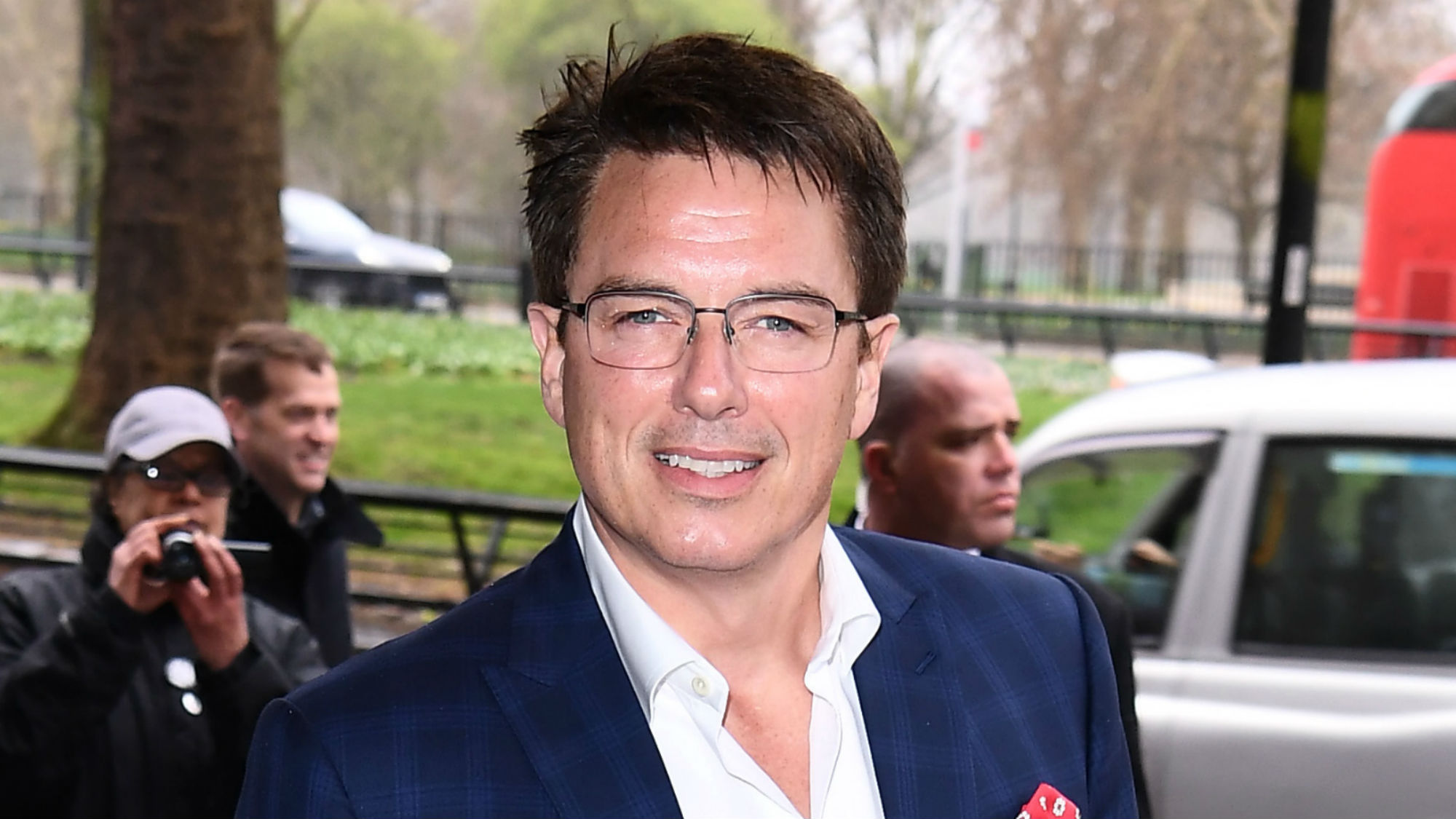 'Doctor Who' Actor John Barrowman Confirms He's Recovering ...