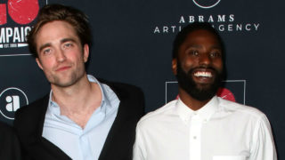 Robert Pattinson John David Washington