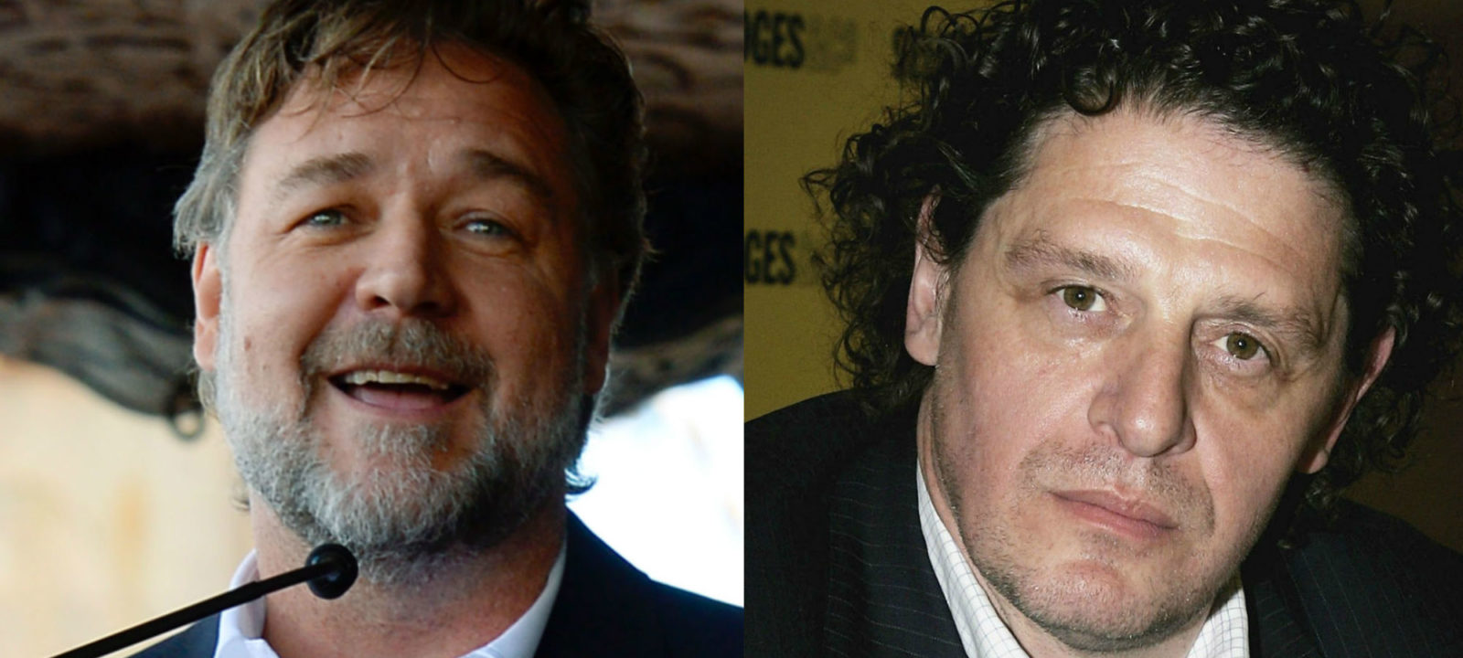 Russell Crowe Marco Pierre White