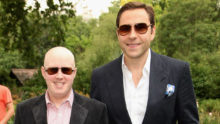 Matt Lucas David Walliams