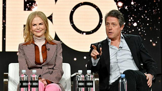 Nicole Kidman Hugh Grant