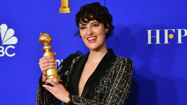 Phoebe Waller-Bridge Golden Globes