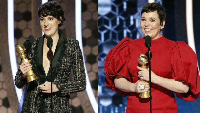 Phoebe Waller-Bridge Olivia Colman
