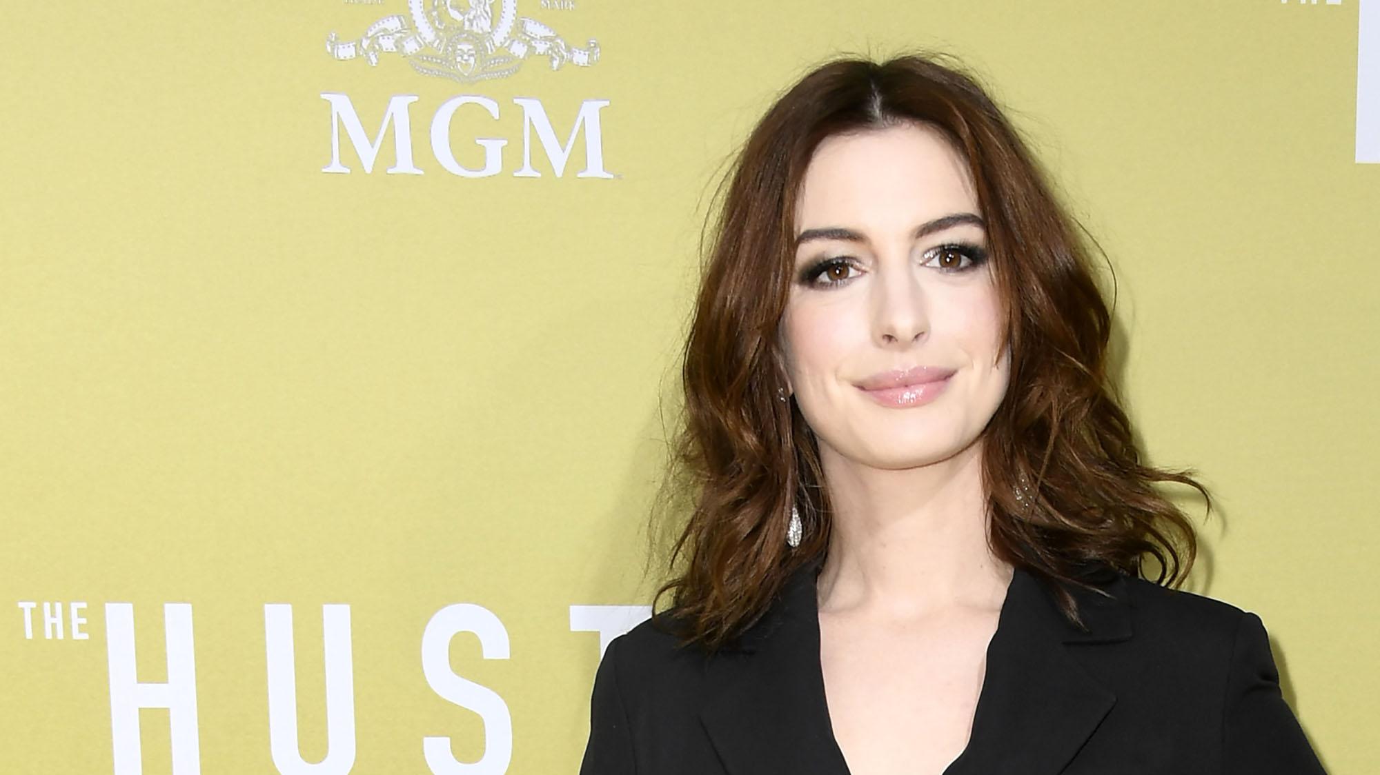 New Trailer Anne Hathaway Stars In Political Thriller The Last
