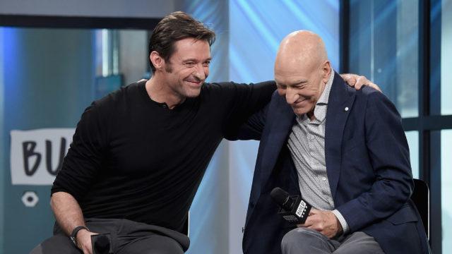 "Build Series Presents Hugh Jackman And Patrick Stewart Discussing ""Logan"""