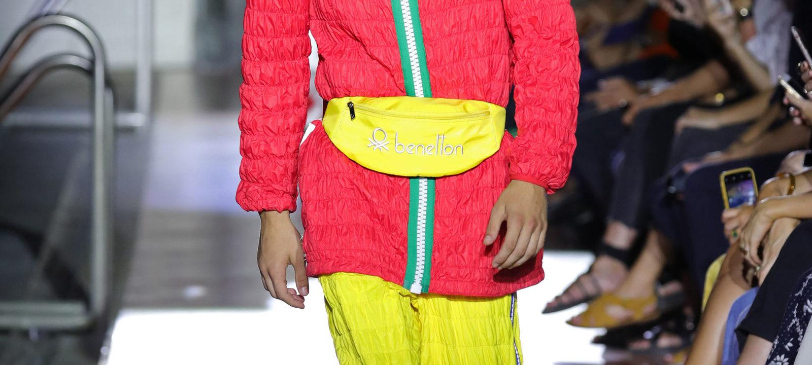 Benetton – Runway – Milan Fashion Week Spring/Summer 2020