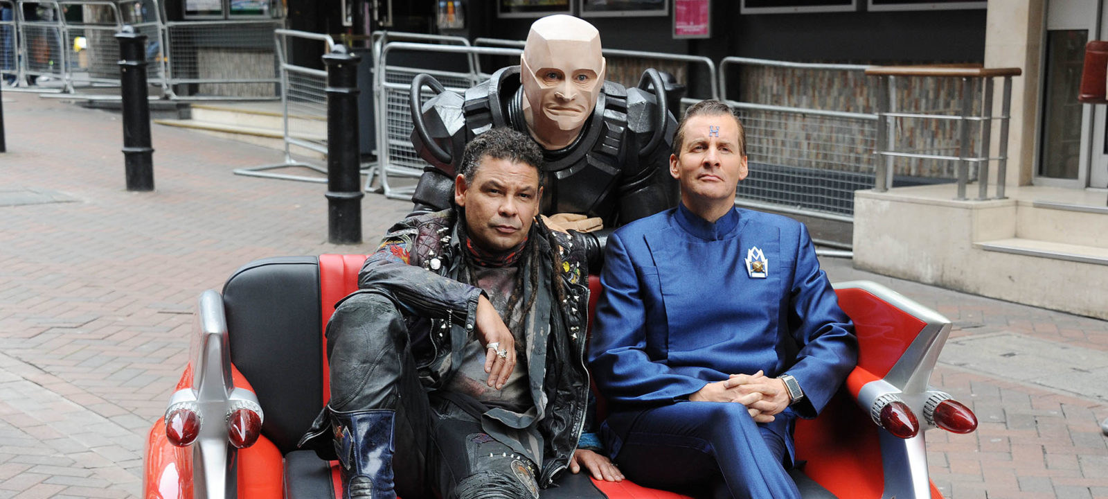 Red Dwarf X – Photocall