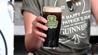 Celebrating The Countdown To St. Patrick's Day With Guinness And Special Guest Nick Offerman