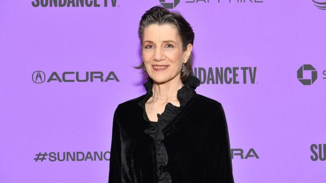 Dame Harriet Walter