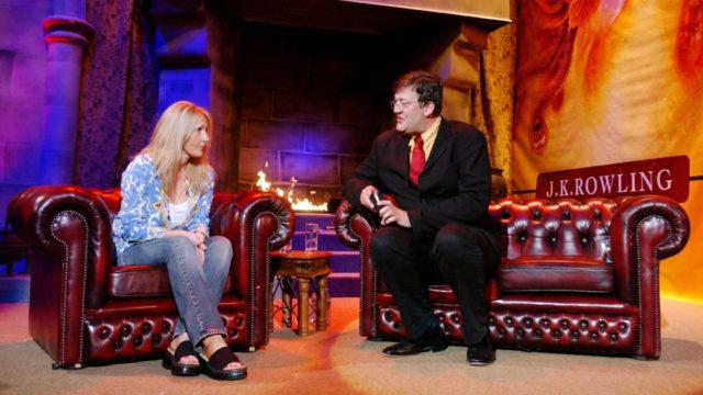 JK Rowling Stephen Fry