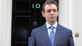 Michael Sheen as Tony Blair