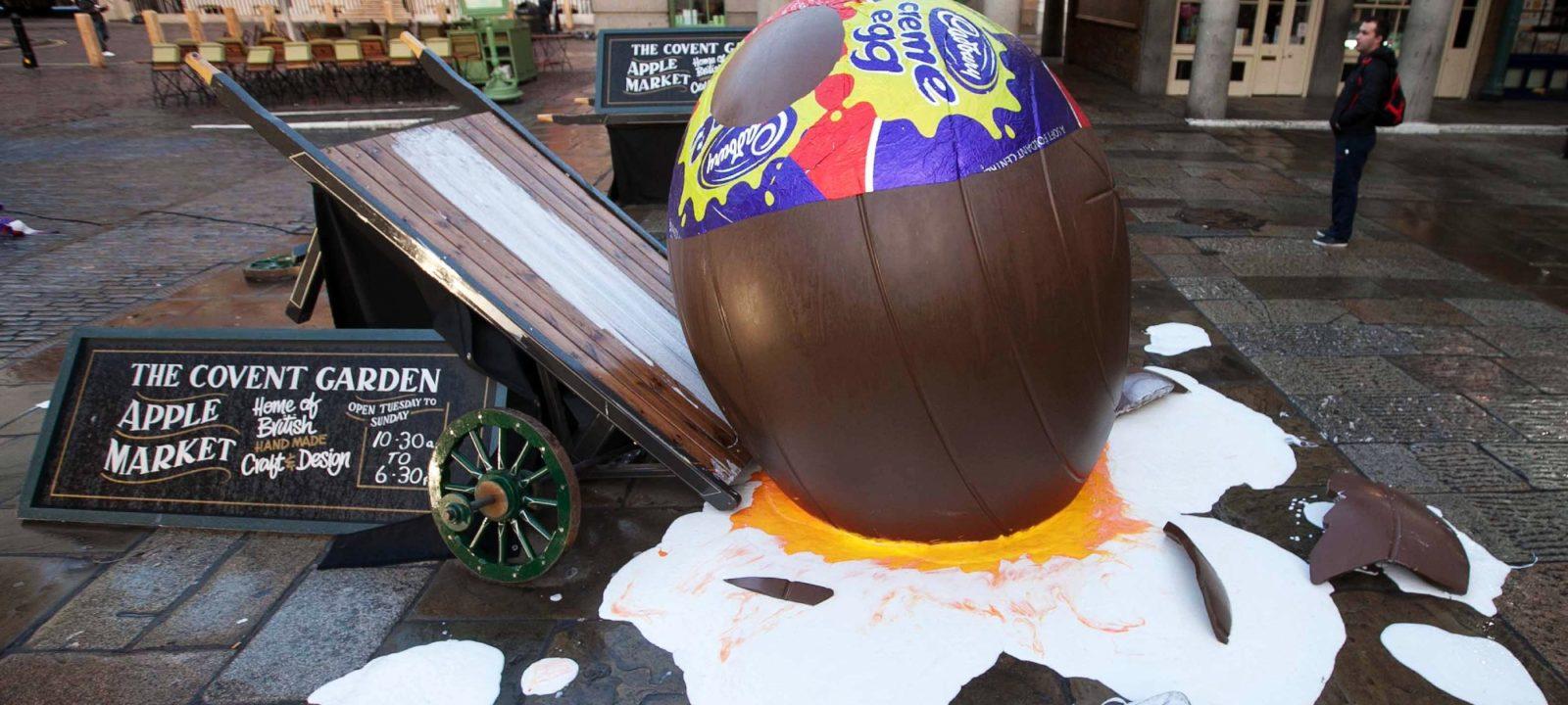 giant creme egg