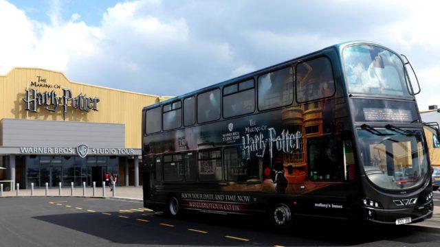 harry potter bus 2