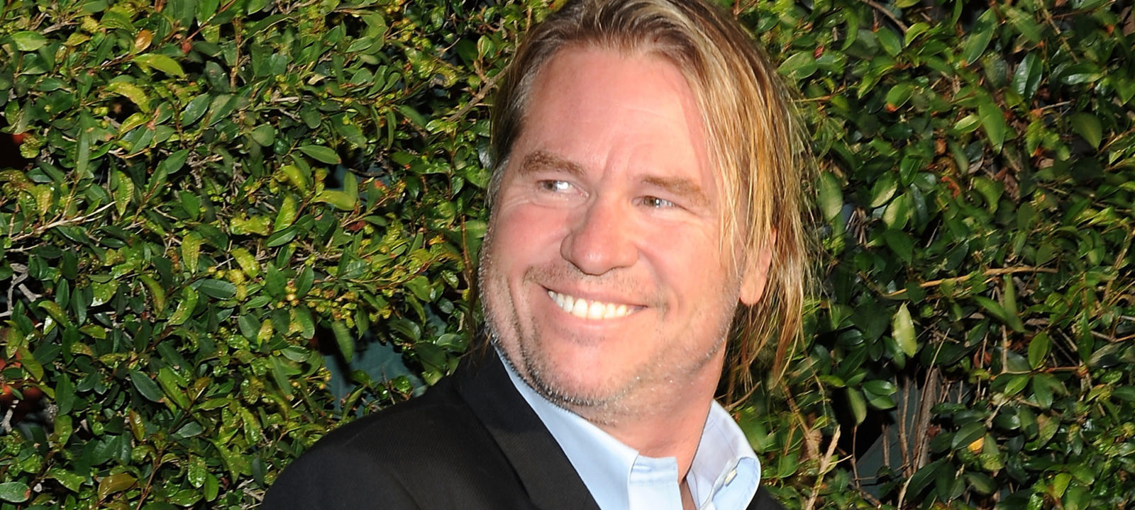 Actor Val Kilmer arrives at the Museum o