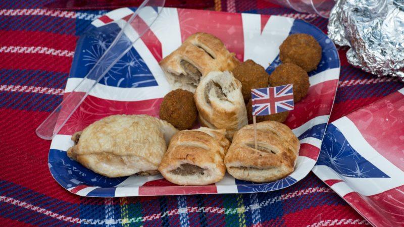 British picnic