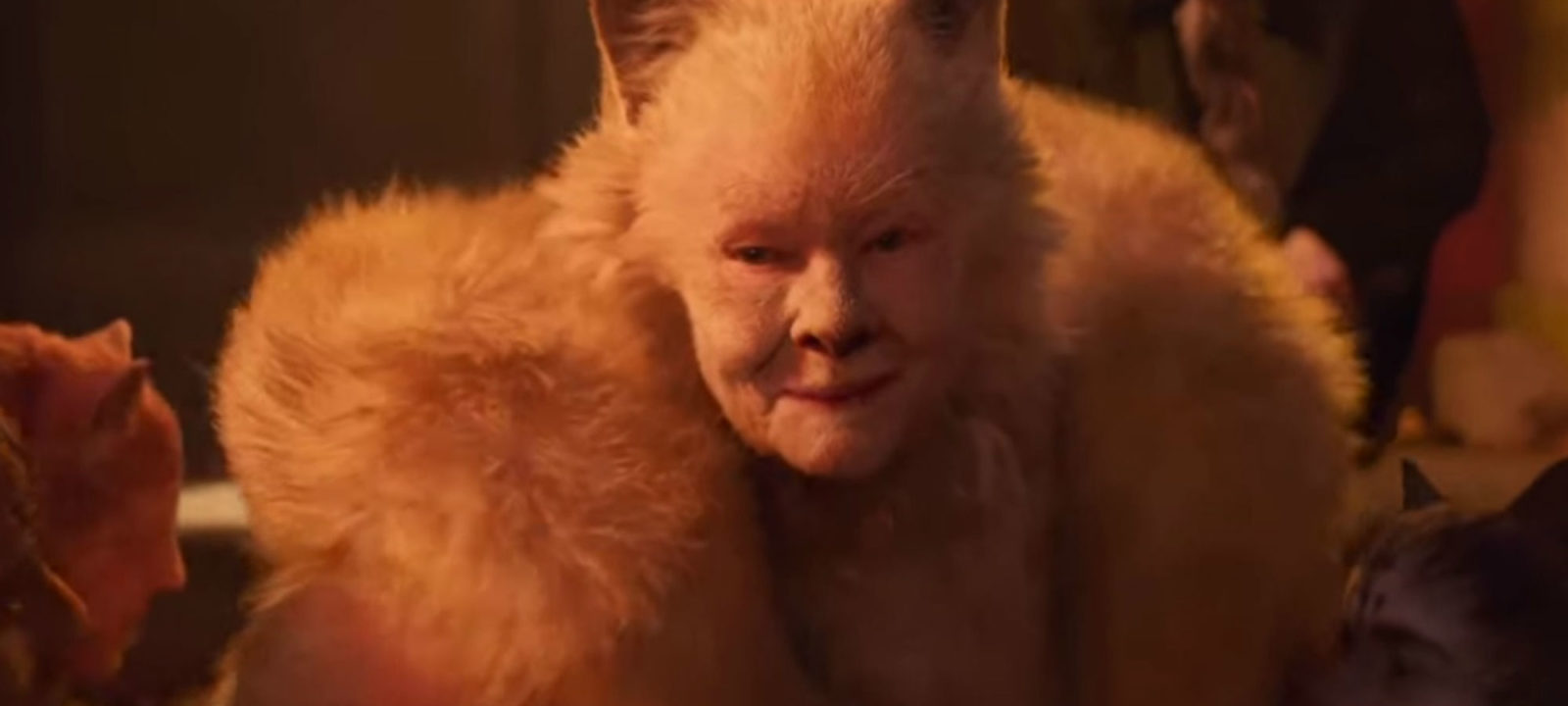 Dame Judi Dench Says She Looked Like a ...