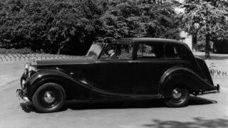 Rolls Royce Wraith 1938