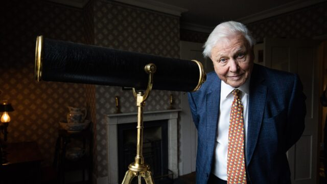Sir David Attenborough (1)