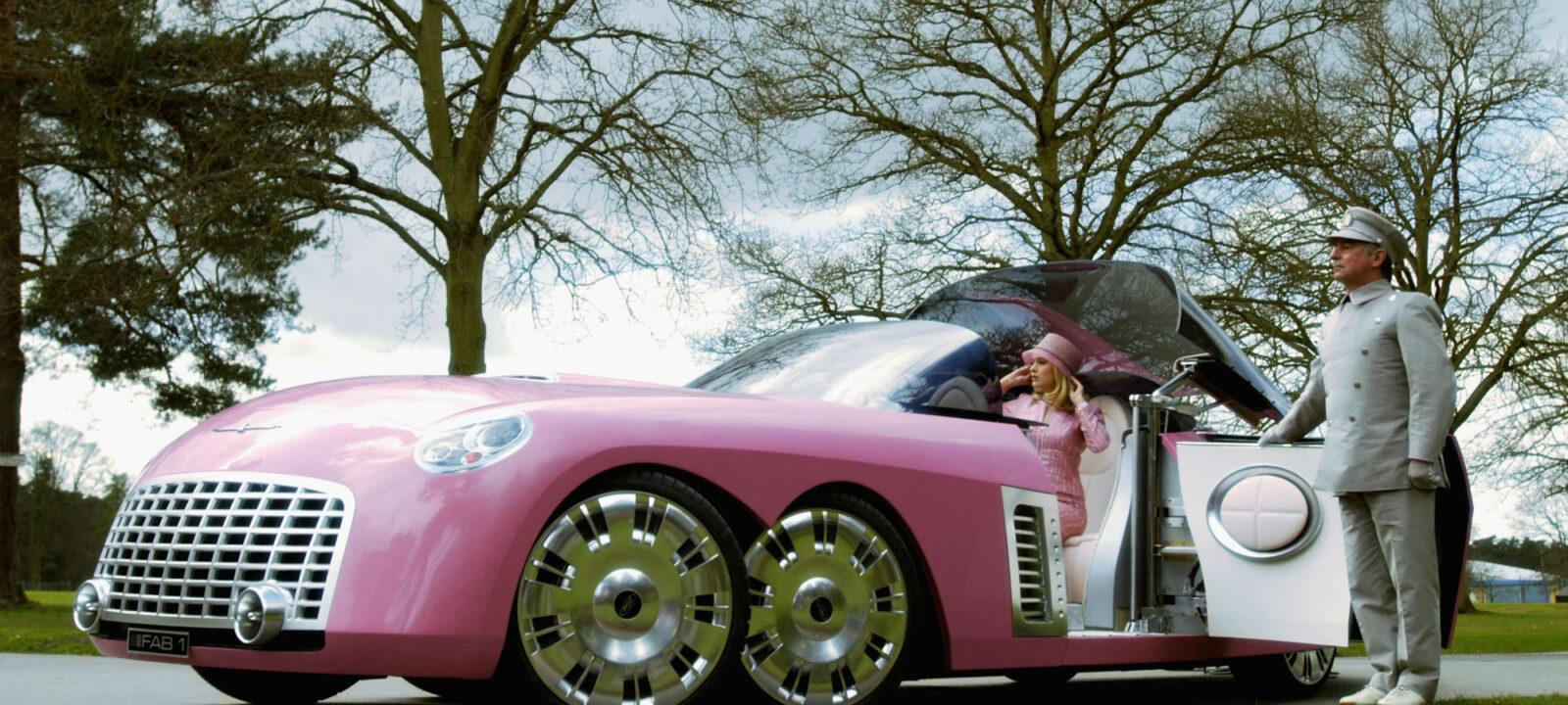 Lady Penelope Brains FAB 1