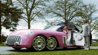 Lady Penelope Brains FAB 1
