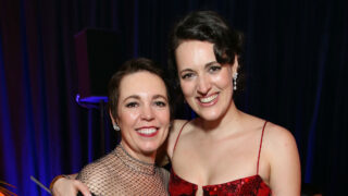 Phoebe Waller Bridge Olivia Colman