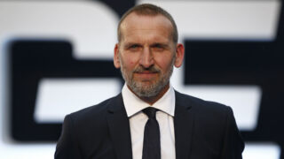 Christopher Eccleston