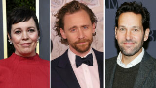 Olivia Colman Tom Hiddleston Paul Rudd